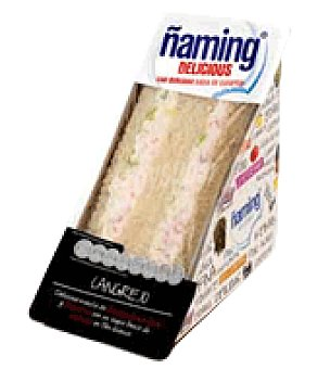 Naming Sandwich cangrejo delicious 180 g