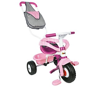 Smoby Triciclo Evolutivo Be Fun Confort Color Rosa 1 Unidad