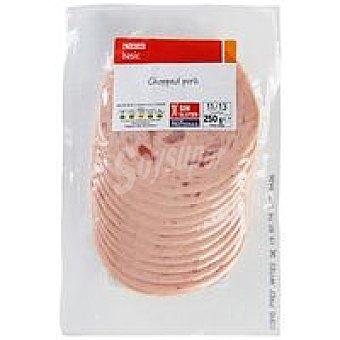Eroski Basic Chopped de cerdo Sobre 250 g