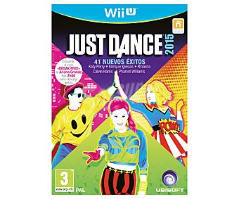 UBISOFT WiiU Just Dance 2015  1u