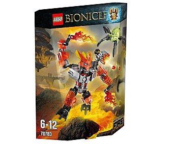 LEGO Juego de construcciónes Bionicle, Protector del Fuego, modelo 70783 1 unidad