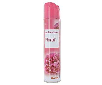Auchan Ambientador spray con esencia floral 300 mililitros