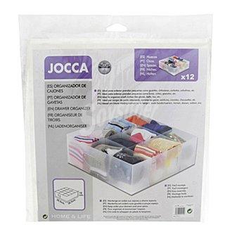 JOCCA Organizador de cajón 12 huecos 1 ud