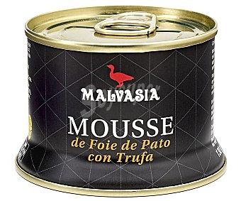 Malvasia Mousse de foie de pato con trufas 130 g