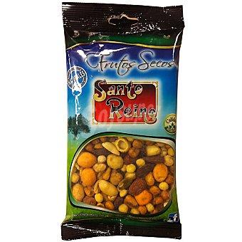 Santo Reino Cóctel de frutos secos y snacks diversos Bolsa 180 g