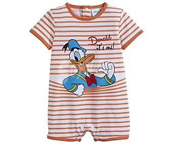 DISNEY Donald Pelele corto para bebé talla 62.