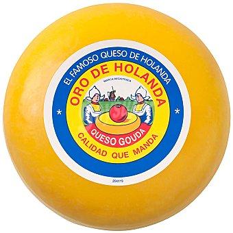ORO DE HOLANDA Queso gouda tierno holandés  Al peso 1 kg