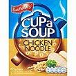 Sopa granulada de pollo-pasta Sobre 98 g Batchelors