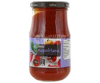 Auchan Salsa Napolitana Frasco de 350 Gramos