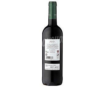 LAUDUM Vino tinto tempranillo, monastrell y cabernet ecológico con denominación de origen Alicante botella de 75 centilitros