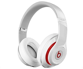 BEATS STUDIO 2.0 Auriculares tipo Casco Blanco, con cable