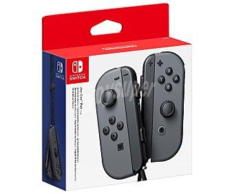 Nintendo Set de joy-cons izquierdo y derecho, color gris switch