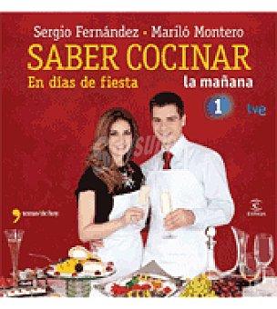 Montero Saber cocinar en dias de fiesta (marilo )