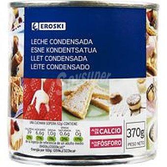 Eroski Leche Condensada Bote 370 g