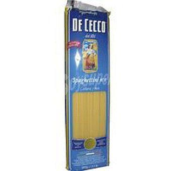 De Cecco Pasta Spaghettini nº 11 Paquete 500 g