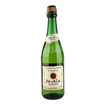 Jai-Alai Sidra Botella 75 cl