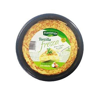 Fuentetaja Tortilla con Cebolla 600 Gramos