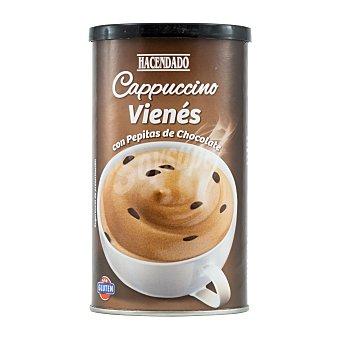 Hacendado Cafe soluble cappuccino vienés con pepitas de chocolate Bote de 300 g