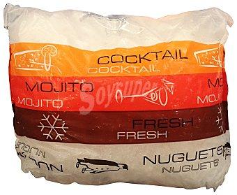 Nuguets HIELO ESCAMAS COCTELES Y MOJITOS *VERANO* PAQUETE 2 kg