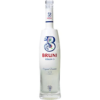 BRUNI Collin's Ginebra original  Botella de 70 cl