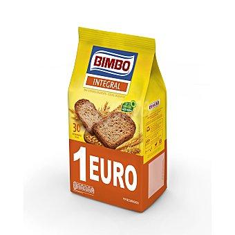 Bimbo Pan tostado integral 30 rebanadas Bolsa 270 g