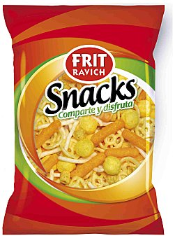 Frit Ravich Cóctel de snacks tamaño ahorro Bolsa 120 g