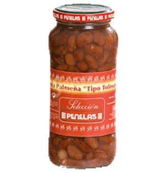 penelas Alubia palmeña tipo tolosana cocida 400 g