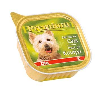 AS Paté para perros rico en caza tarrina 300 gr Tarrina 300 gr