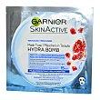 mscarilla facial Hydra Bomb hidratante revitalizante para pieles deshidratadas rehidrata la piel reduce arrugas y potencia la luminosidad sobre 1 unidad Garnier Skin Active