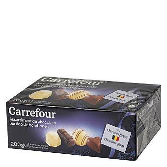 Carrefour Selección Bombones belgas 200 g