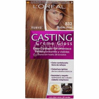 Casting Crème Gloss L'Oréal Paris Tinte N.832  Caja 1 unid