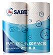Papel cocina compact 2 unidades IFA SABE