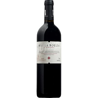 MAS LA BOELLA Vino tinto crianza D.O. Tarragona botella 75 cl 75 cl