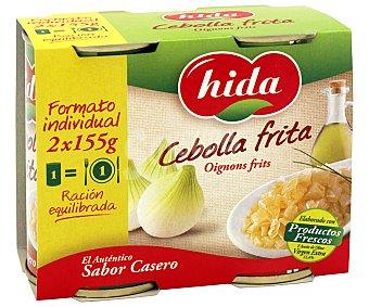Hida Cebolla frita Pack 2 latas 155 g