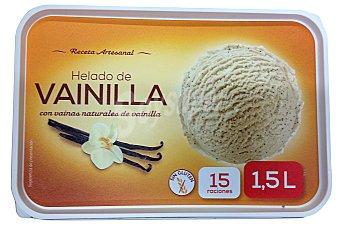 PRODUCTO RECOMENDADO Helado tarrina vainilla 1500 ml