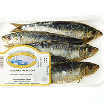 Ign San José Bandeja de sardinas arencadas Bandeja 250 g