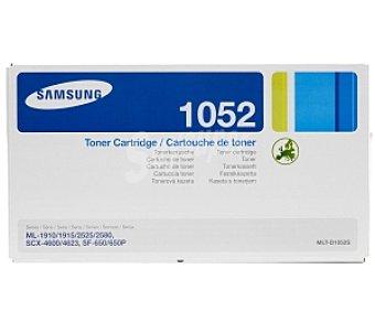 Samsung Tóner 1052 Negro Compatible con impresoras: ML-1910 / 1915 / 2525 / 2580 / SCX-4600 / 4623 / SF-650/650P