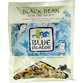 Blue Dragón Salsa Black Beans Tarro 120 g
