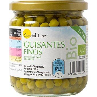 Special Line Guisantes finos al natural extra Bio Envase 345 g