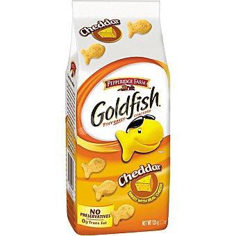 PEPPERIDGE FARM Goldfish Galletitas saladas sabor cheddar Bolsa 125 g