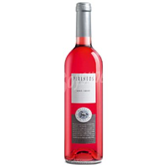 BODEGA PIRINEOS Vino Rosado Merlot Cabernet botella 75 cl