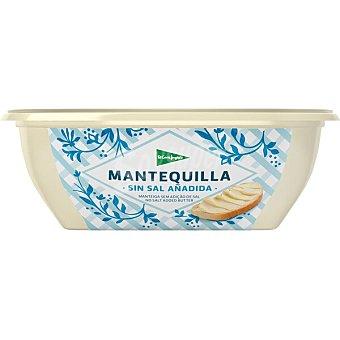 El Corte Inglés Mantequilla sin sal añadida Tarrina 250 g