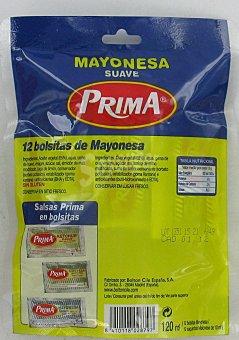 Prima Mayonesa Pack de 12x10 ml