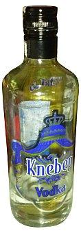 Knebep Vodka azul Botella de 700 cc