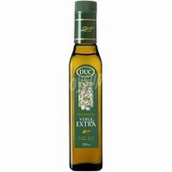DUC Aceite de oliva virgen extra Terra Alta Botella 25 cl