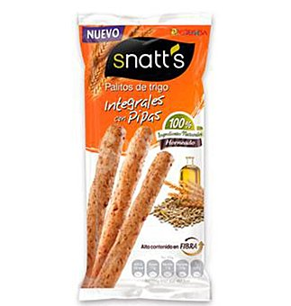 SNATT'S Palitos integrales 60 GRS
