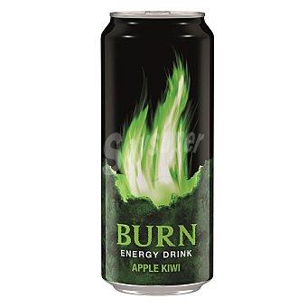 Burn Bebida energética con manzana y kiwi Lata 50 cl