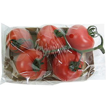 MJ.AGROASESORES Tomate rama ecológico Bandeja 500 g