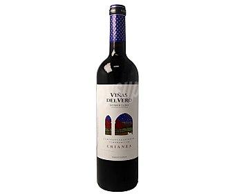 Viñas del Vero Vino tinto crianza con denominación de origen Somontano Botella de 75 cl
