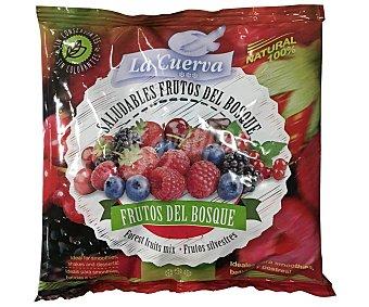 La Cuerva Frutos del bosque de origen español, congelados y sin gluten 300 g